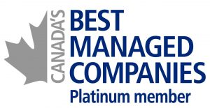 Best Managed Platinum Member logo