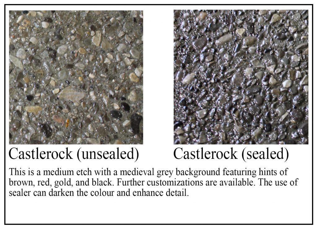 Castlerock sample