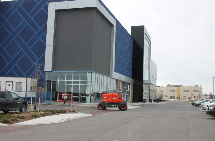 Fairview Park Commons Cineplex