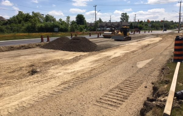 Fairway Road North Widening