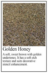 Golden Honey sample
