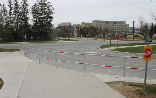 U of G Road and Parking Lot Repairs