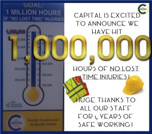 Capital News - One Million Hours